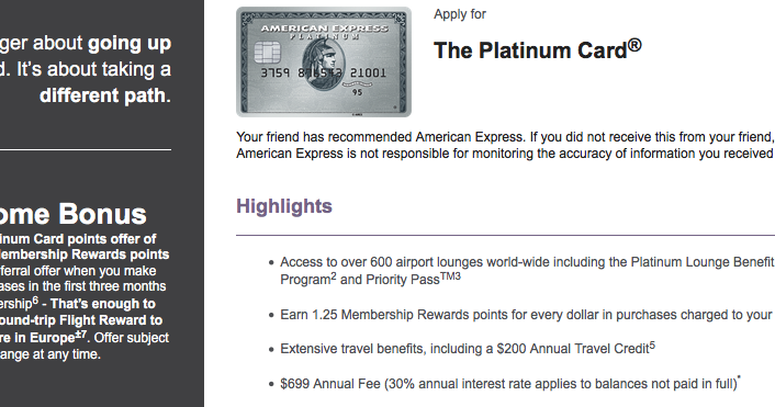 Rewards Canada Offer Expired New 75 000 Point Referral