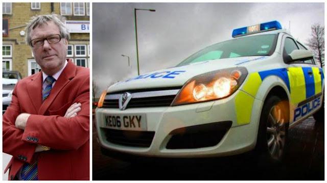 Councillor John Pennington's plea for fewer emergency sirens in Bradford branded 'astonishing'