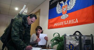 """Донбасские """"республики"""" назначили """"выборы"""" на 11 ноября."""