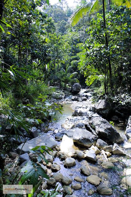 sungai curug siklotok purworejo jawa tengah