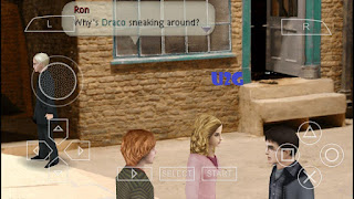 HP and the Half-Blood Prince PPSSPP Highly Compressed