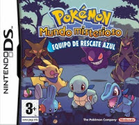 Pokemon Mystery Dungeon Blue Rescue Team NDS en Español Mega