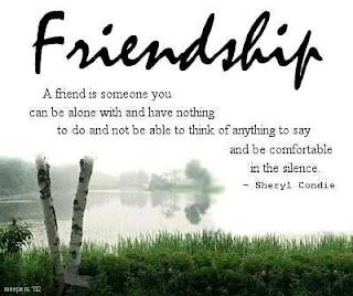 Puisi Bahasa Inggris Tentang Persahabatan