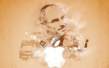 Wallpaper: Steve Jobs tribute