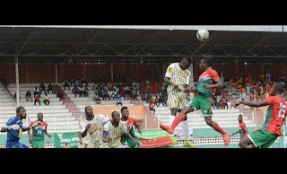 Africa Sports vs. Diables-Noirs, Coupe CAF