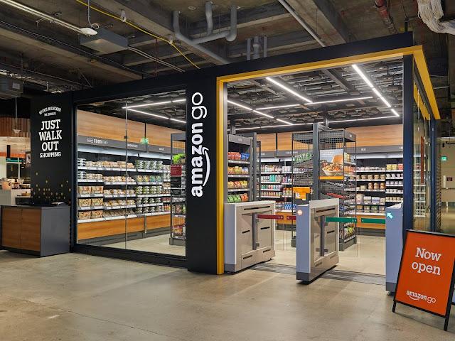 3e91779f7be Amazon Go открыл свой самый маленький магазин — Интернет-магазин ...