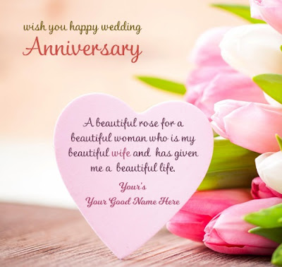 Romantic things to say to your wife on anniversary