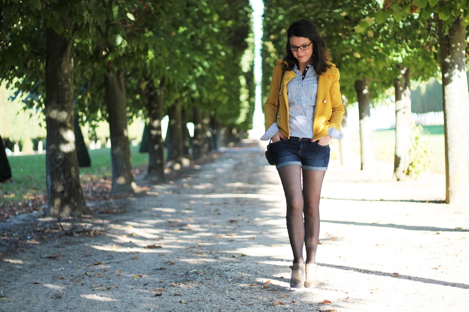 les gommettes de melo blog blogueuse 2017 blogspot blogger french youtube youtubeuse vidéo look lookbook tenue outfit of the day ootd shooting mode fashion zara etam kiabi