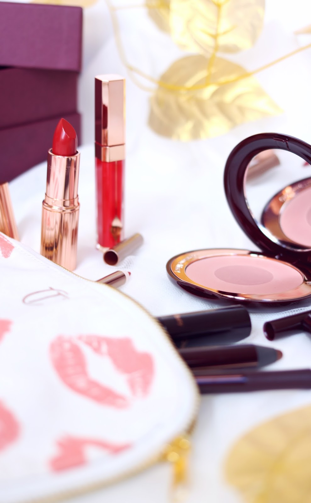 Charlotte Tilbury 'The Bombshell' Look