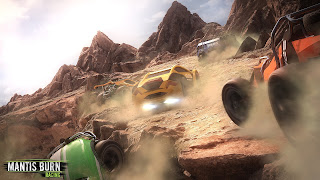 MANTIS BURN RACING free download pc game full version