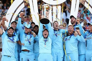 England won maiden title of the ICC Cricket World Cup 2019 in Super-Over.