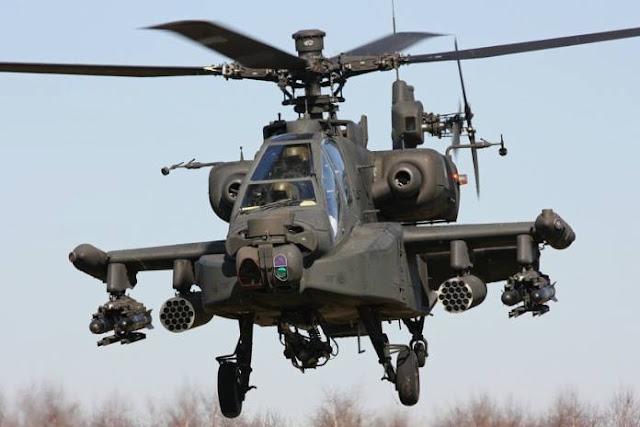 Εντυπωσιακό: Δείτε τα Apache μας σε πλήρη δράση!