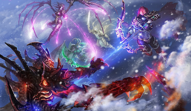 """Heroes of the Storm"" Game Moba online free 2015"