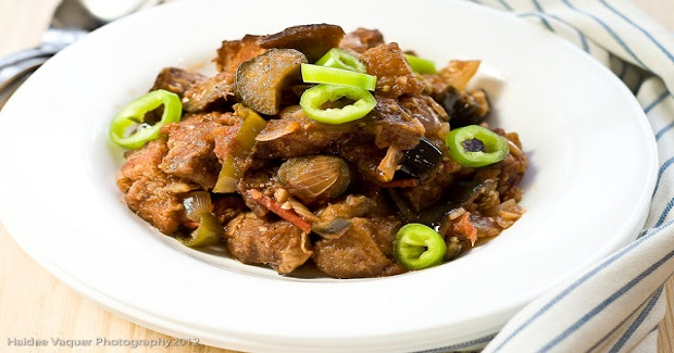 Binagoongan (Pork In Shrimp Paste) Recipe