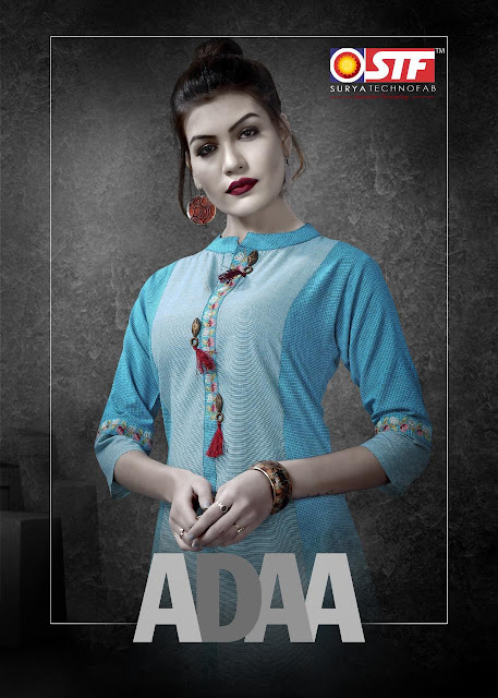 STF Adaa cotton kurtis | Summer Collection