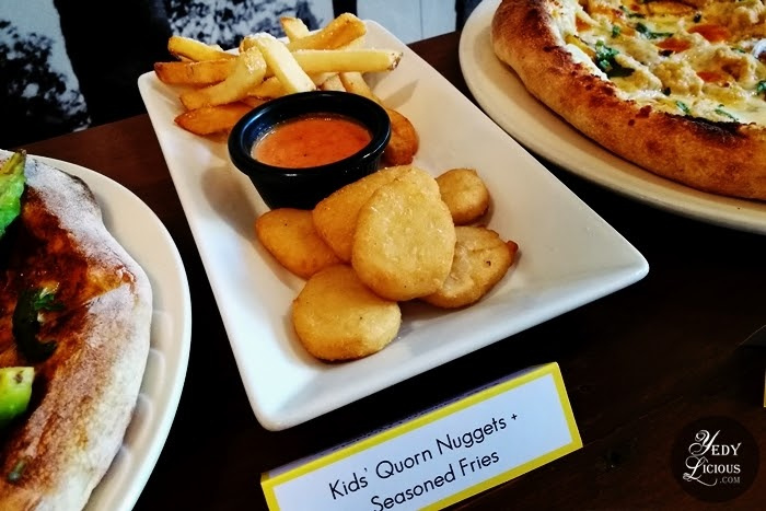 Kids' Quorn Nuggets and Seasoned Fries, CPK PH New Menu, California Pizz Kitchen Philippines New Menu on its 20th Anniversary, CPK PH Menu, Blog Review, Branches, Contact Info CPK PH Delivery, Website, Facebook, Instagram, Twitter, Best Pizza in Manila, YedyLicious Manila Food Blog