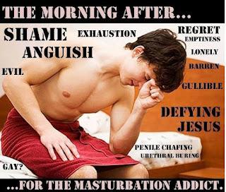 How to stop masturbation