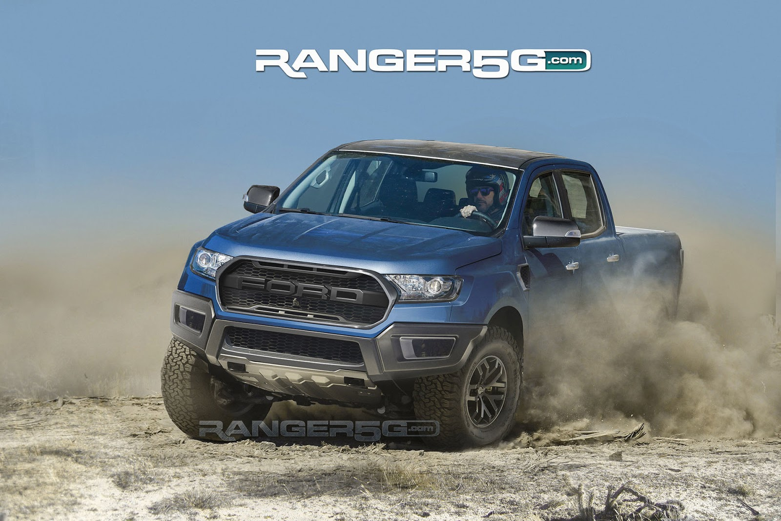 please let the upcoming ford ranger raptor look like this carscoops. Black Bedroom Furniture Sets. Home Design Ideas