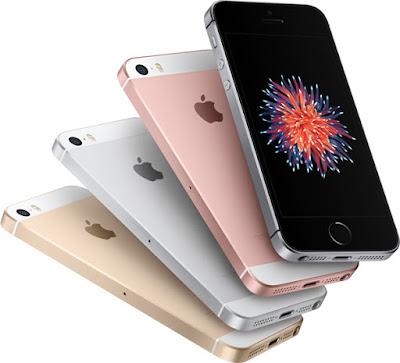Spesifikasi dan Harga iPhone SE di Indonesia Terbaru 2016