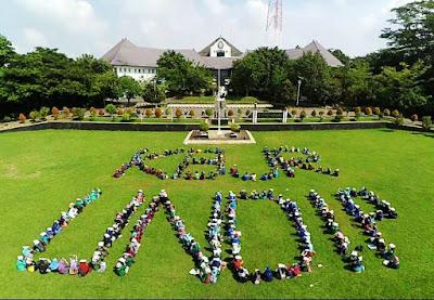 """Rohis Se-Undip Launching Gerakan """"KBJR"""""""