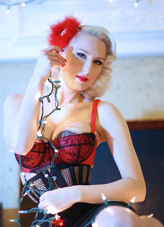 5d56d1c935 Rachel Ann Jensen ♥  Festive Teal   Red