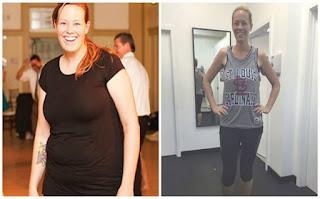 حيل صحية ساعدتها على خسارة أكثر من 34 كيلوغراماً!