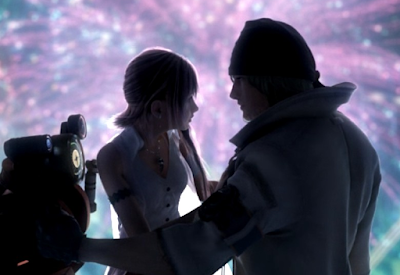 Serah, Snow, Final Fantasy XIII