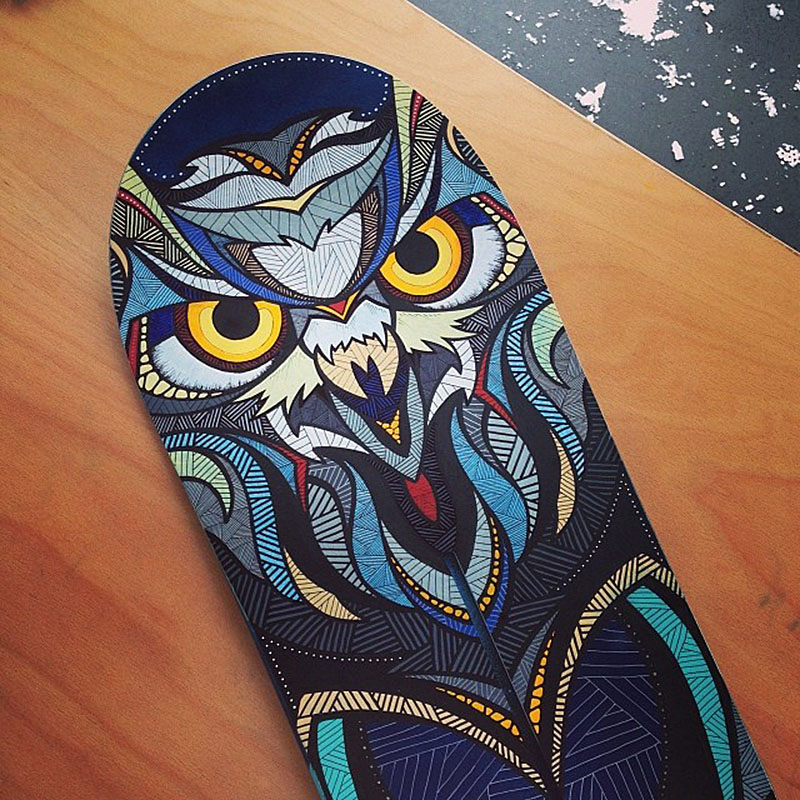 if it u0026 39 s hip  it u0026 39 s here  archives   a  u0026 39 snow beasts u0026 39  mini and custom burton snowboards by