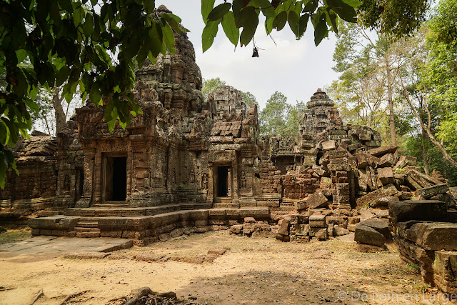 Ta Som - Angkor - Cambodge