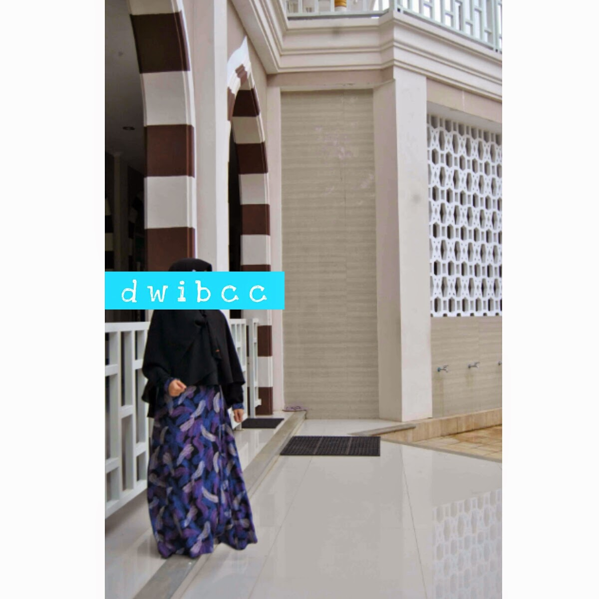 hijab syar'i Pre Order PO