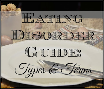 Eating Disorders: Types & Terms