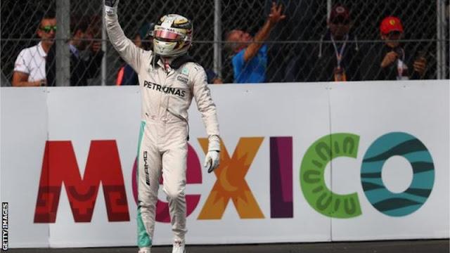 Grand Prix Meksiko: Lewis Hamilton mengejar gelar juara dunia di trek yang sesuai dengan Ferrari