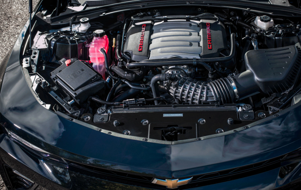 2019 Chevy Camaro Ss Engine Specs And Review Chevrolet Specs