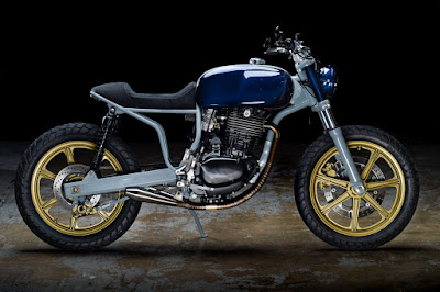 Honda FT 500 Ascot Custom by Revival Cycles