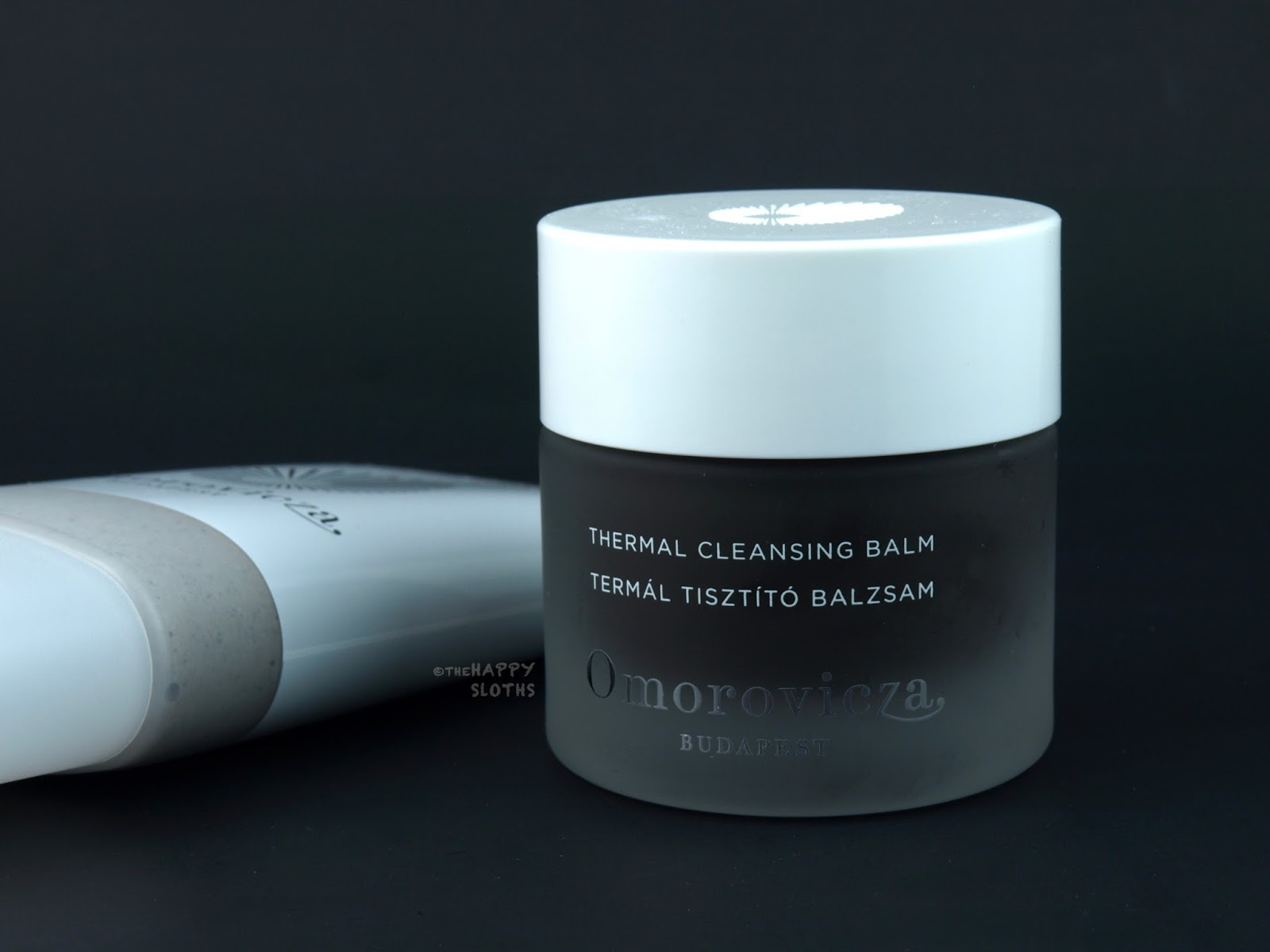 Omorovicza Thermal Cleansing Balm: Review and Swatches
