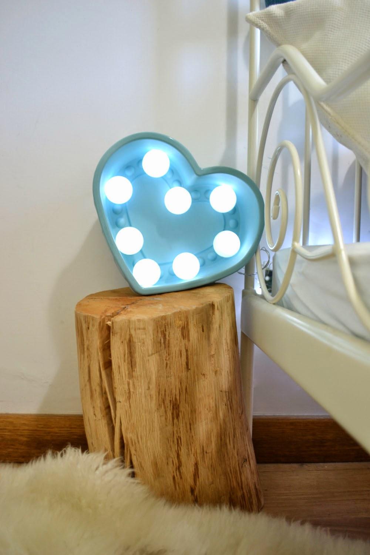 Tavolino Che Diventa Tavolo Ikea diy heart marquee sign - ikea hack | mommo design | bloglovin'