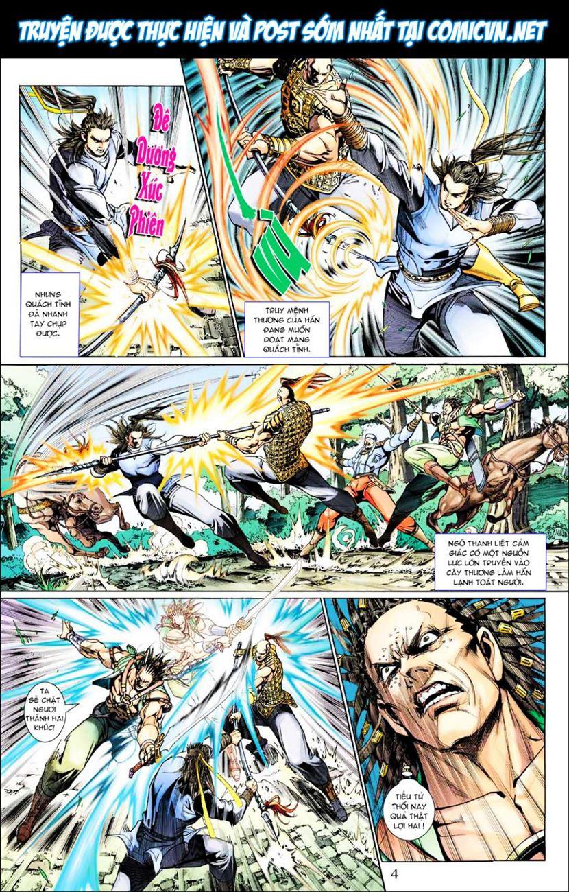 Anh Hùng Xạ Điêu anh hùng xạ đêu chap 38 trang 3