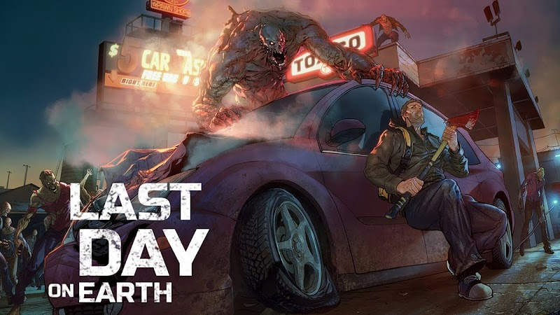 Last Day on Earth: Survival – APK MOD HACK – Dinheiro Infinito