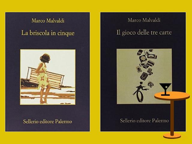 La serie di Malvaldi ambientata al BarLume