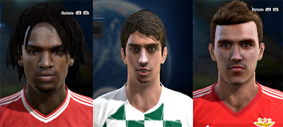 Mini Facepack v2 PES 2013 By MartimLima14