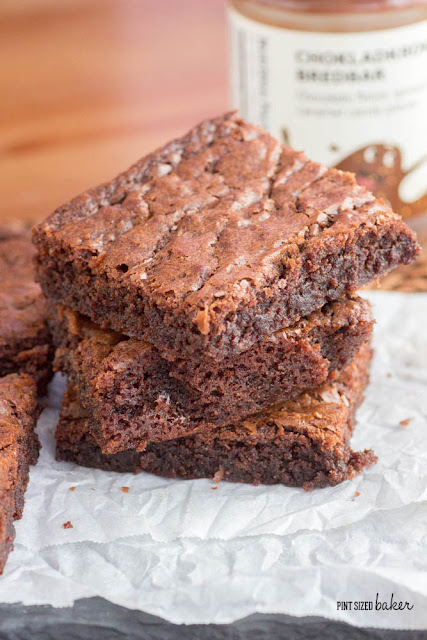 Perfect brownies are soft and gooey on the inside and crispy on the top. These IKEA hack brownies are perfection!