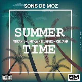 Meikante Feat. Lirickay, Ell Negro & Cleizande - Summertime