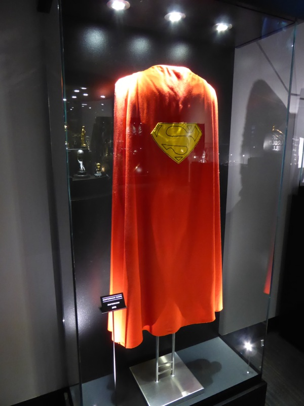 1978 Superman movie cape