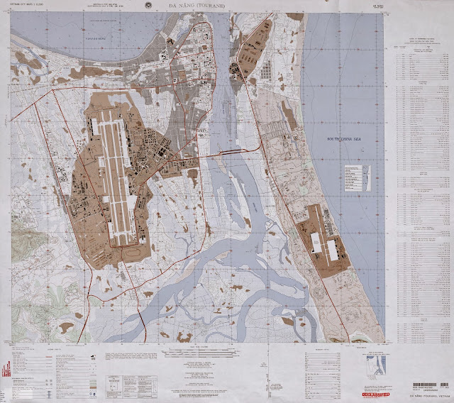 Đà Nẵng xưa: Cầu Cẩm Lệ năm 1967-1970