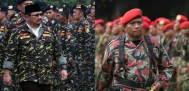 Ketum Muhammadiyah: Banser dan Kokam Akan Kerja Sama