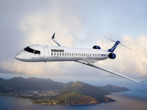 Bombardier CRJ1000 Specs, Engine, Interior, Cockpit, and Price