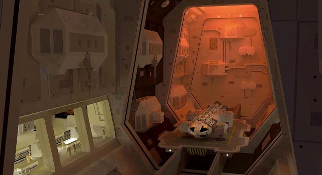 Hakorx5 Space 1999 Eagle ship