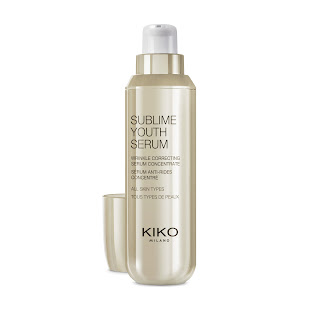 KIKO MILANO BRINGS TO YOU THE SUBLIME YOUTH FACE LINE