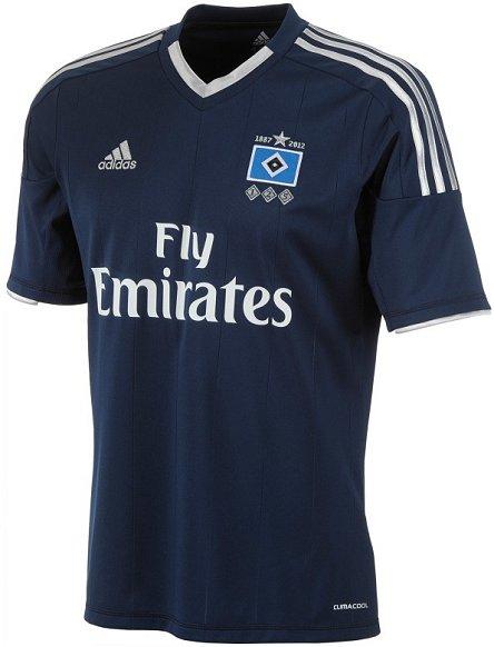 8308adff7b Adidas apresenta as novas camisas do Hamburgo - Show de Camisas