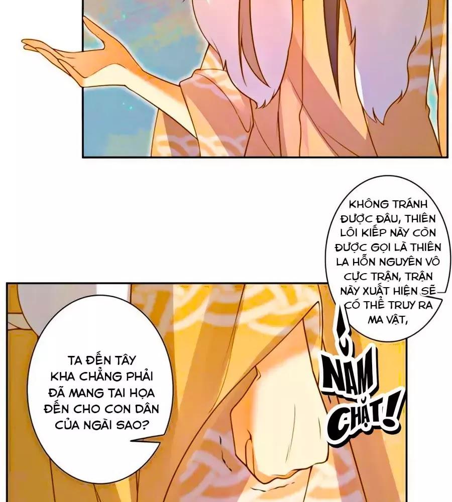 Thanh Khâu Nữ Đế: Phu Quân Muốn Tạo Phản chap 120 - Trang 11